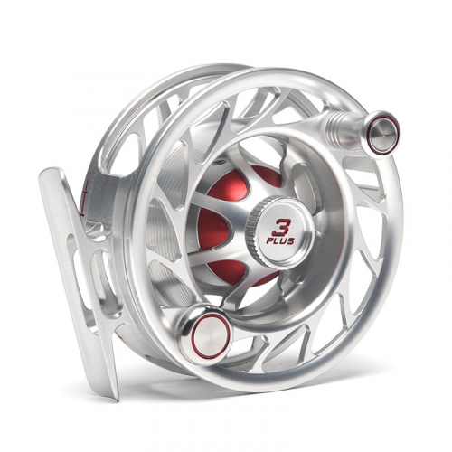 Hatch 3Plus Finatic Red Back