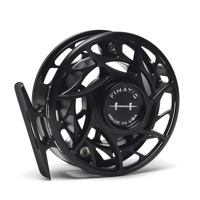 Hatch 4Plus Finatic Black Front