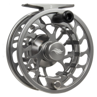Allen Trout II Fly Fishing Reel Gunsmoke