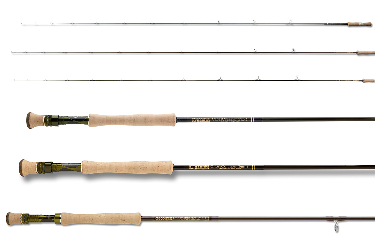 G loomis crosscurrent pro 1 fly rod roy 39 s bait and for Roy s fishing supply