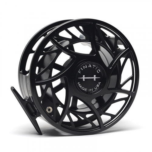 Hatch 12Plus Black Front