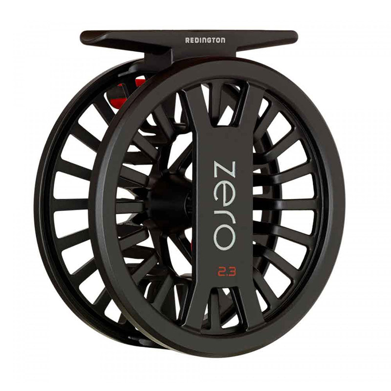 Redington Zero Fly Fishing Reel Black 1