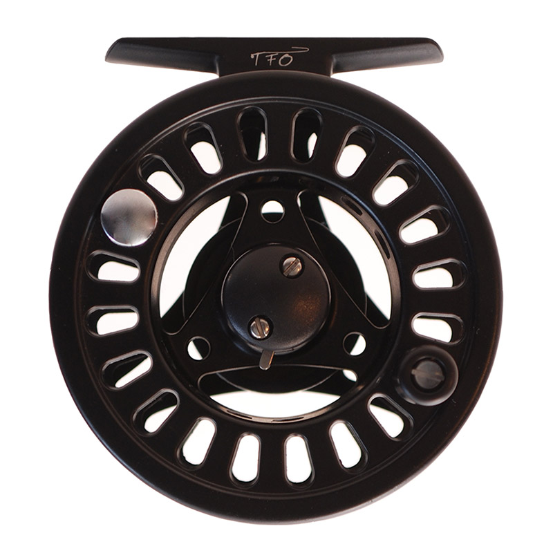 Temple Fork Outfitters Prism Cast Large Arbor Fly Fishing Reel