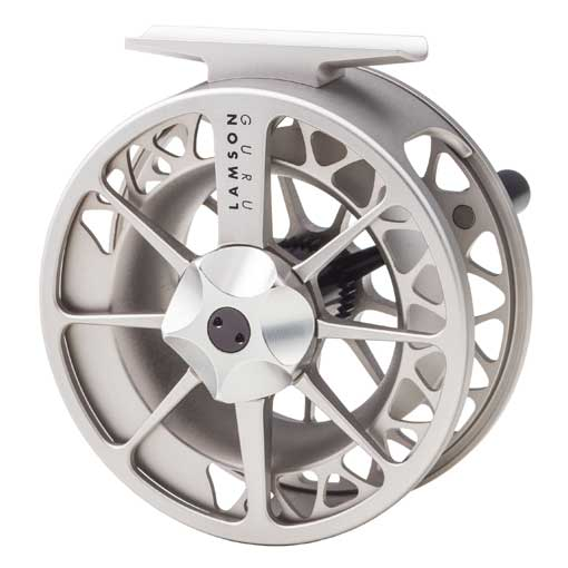 Waterworks Lamson Guru Series II Fly Fishing Reel 1