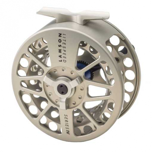 Waterworks Lamson Litespeed Series IV Fly Fishing Reel 1