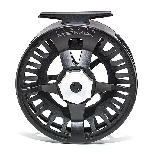Waterworks Lamson Remix HD Fly Fishing Reel 1