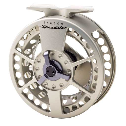Waterworks Lamson Speedster Fly Fishing Reel 1