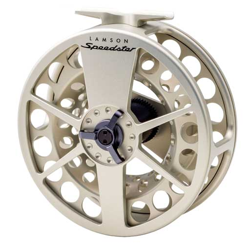 Waterworks Lamson Speedster HD Fly Fishing Reel 1