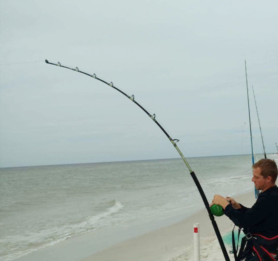 Jawbone xtreme 2 0 rod blanks roy 39 s bait and tackle for Best surf fishing rods