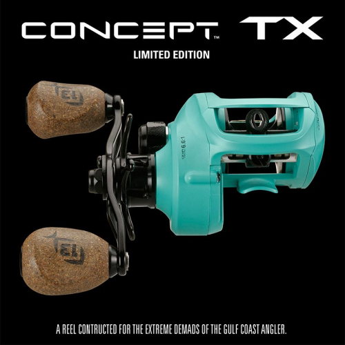 13 Fishing Concept TX Limited Edition 2