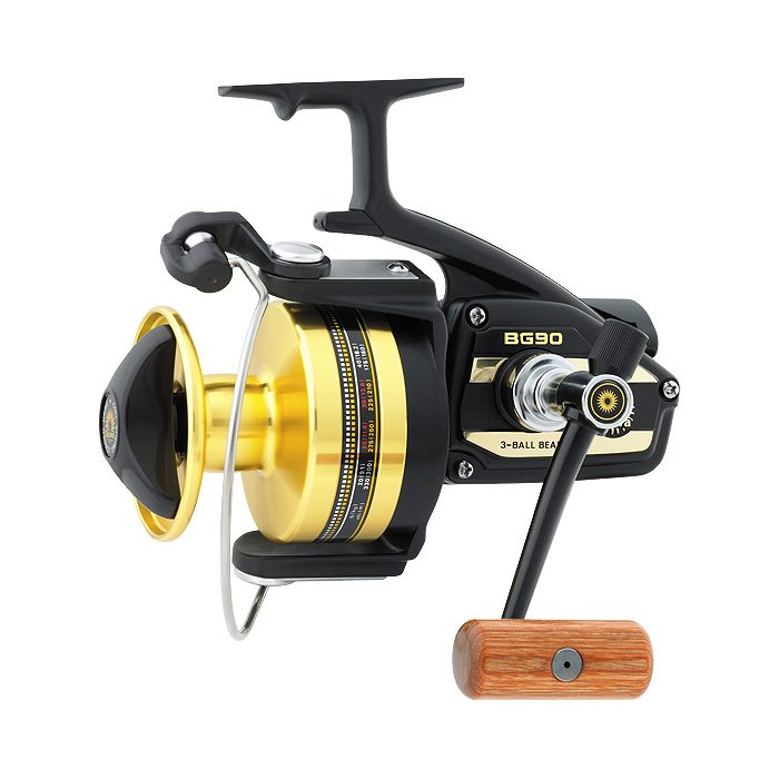 daiwa black gold heavy duty spinning reel roy 39 s bait and