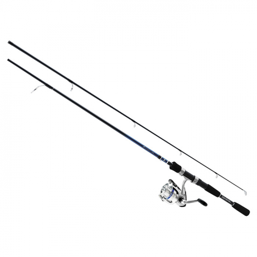 Daiwa D Shock Spinning Combo 66 Rod