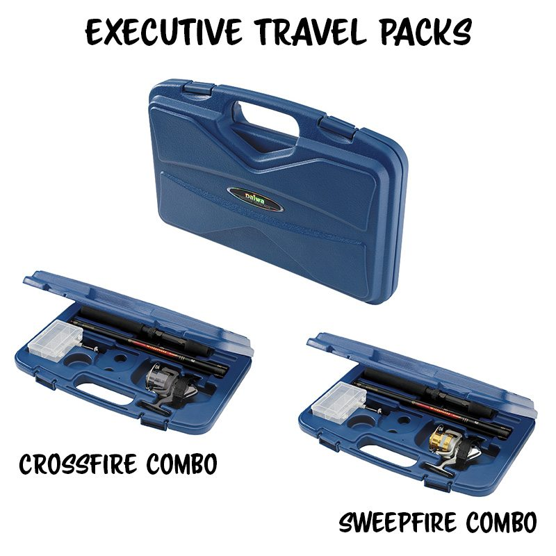 Daiwa Executive Travel Packs