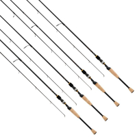 Daiwa Triforce Spinning Rods