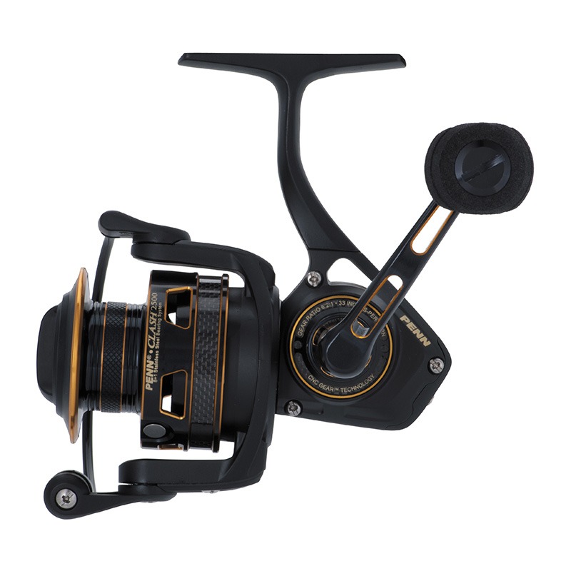 Penn clash spinning reel roy 39 s bait and tackle outfitters for Roy s fishing supply