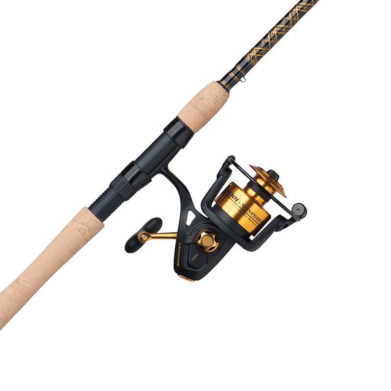 Penn spinfisher v spinning combo roy 39 s bait and tackle for Roy s fishing supply