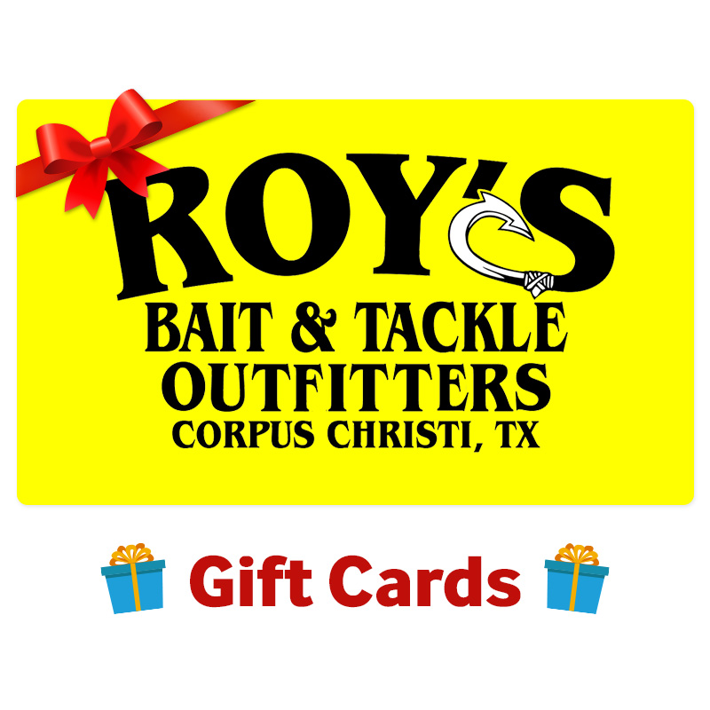 ROYS OUTFITTERS GIFT CARDS