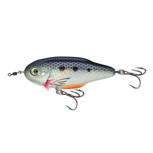 Unfair Lures Pauls Arrowhead PAR70 11 Black Orange