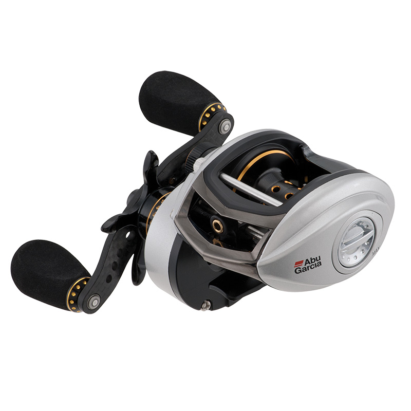 Abu Garcia Revo Premier Low Profile Baitcating Reel