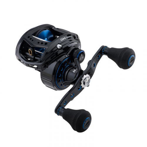 Abu Garcia Revo Toro Beast Low Profile Baitcasting Reel 50 Left Hand Retrieve