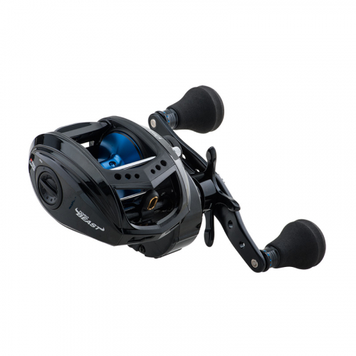 Abu Garcia Revo Toro Beast Low Profile Baitcasting Reel 60 Left Hand Retrieve