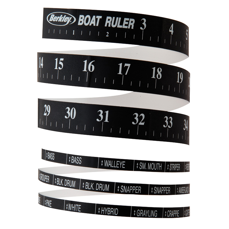 Berkley 37 Inch Boat Ruler BABR