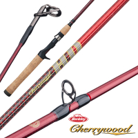 Berkley Cherrywood Hd Casting And Spinning Rods