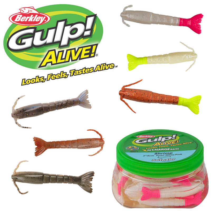 Berkley Gulp Alive Shrimp