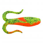 Berkley Gulp Doubletail Minnow Grub - 3-in - firetiger