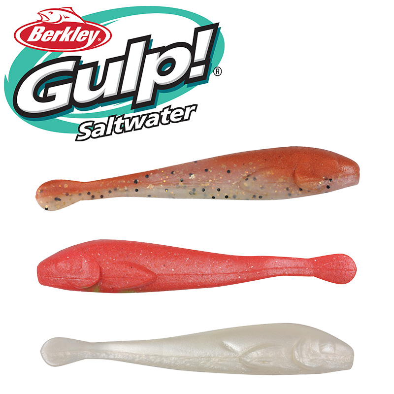 Berkley Gulp Mud Minnow Croaker