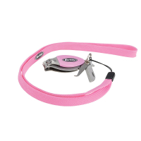 Berkley Pink Stainless Steel Line Clippers BTLSSC