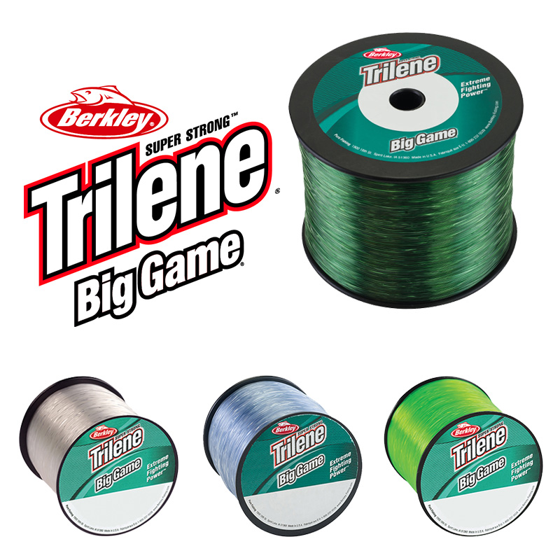 Berkley Triline Big Game Mono Bulk Spool