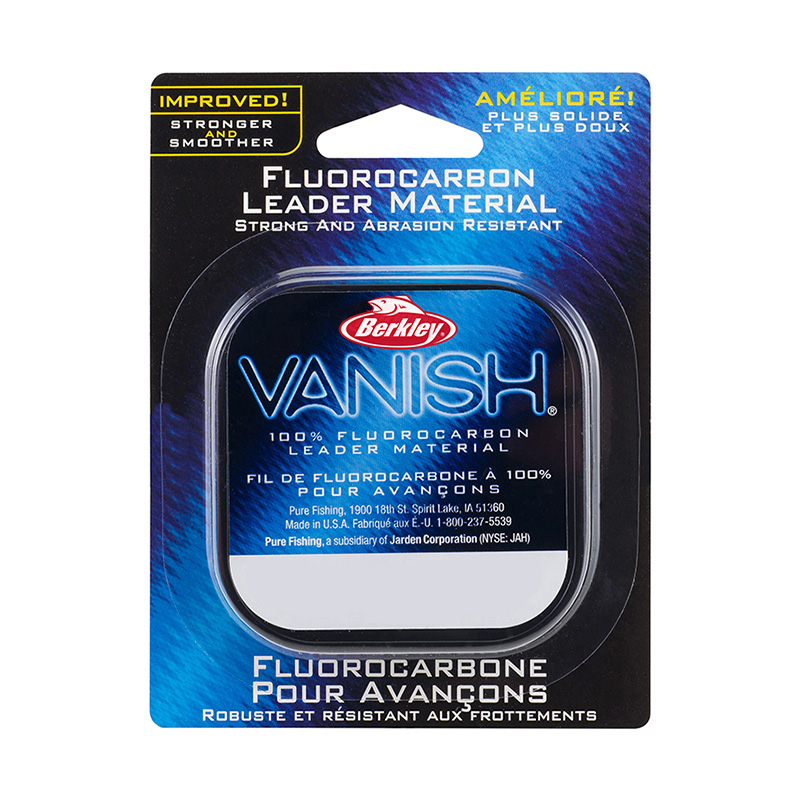 Berkley Vanish Fluorocarbon Pocket Size