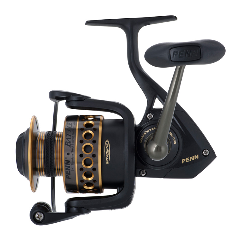 Penn battle ii spinning reel roy 39 s bait and tackle for Roy s fishing supply