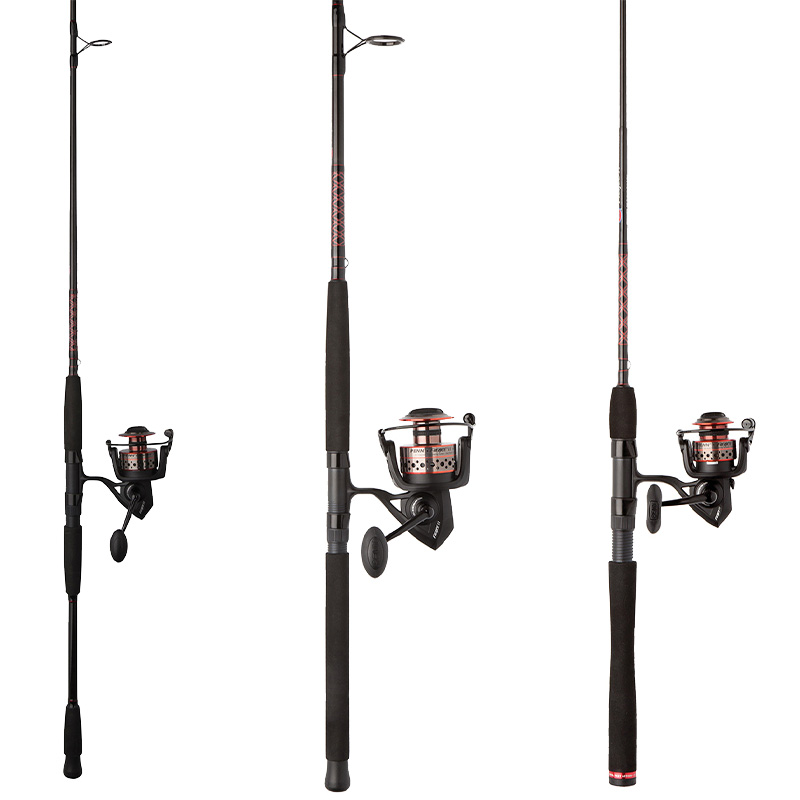 Penn Fierce II Spinning Combo