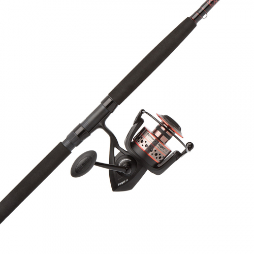 Penn Fierce II Spinning Combo Boat Closeup