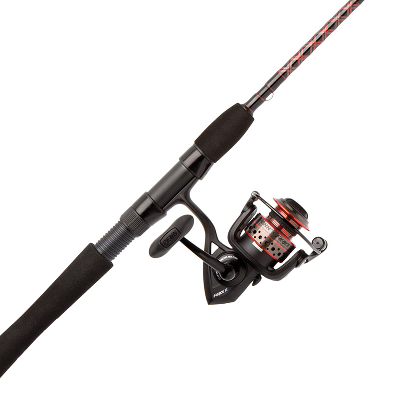 Penn fierce ii spinning combo roy 39 s bait and tackle for Penn fishing combos