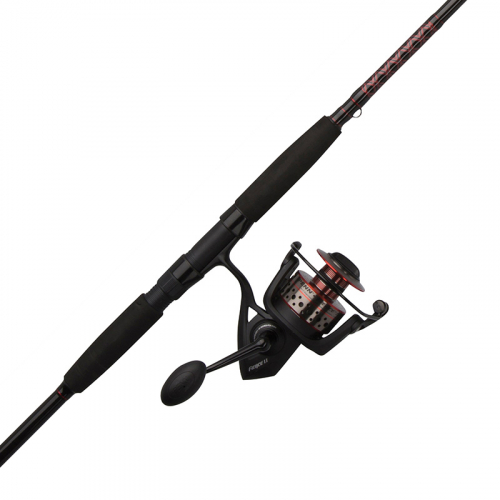 Penn Fierce II Spinning Combo Surf Closeup