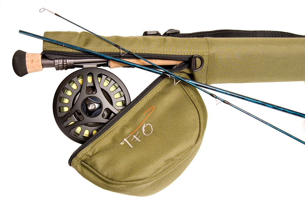Tfo mini mag fly fishing combo roy 39 s bait and tackle for Fly fishing combos