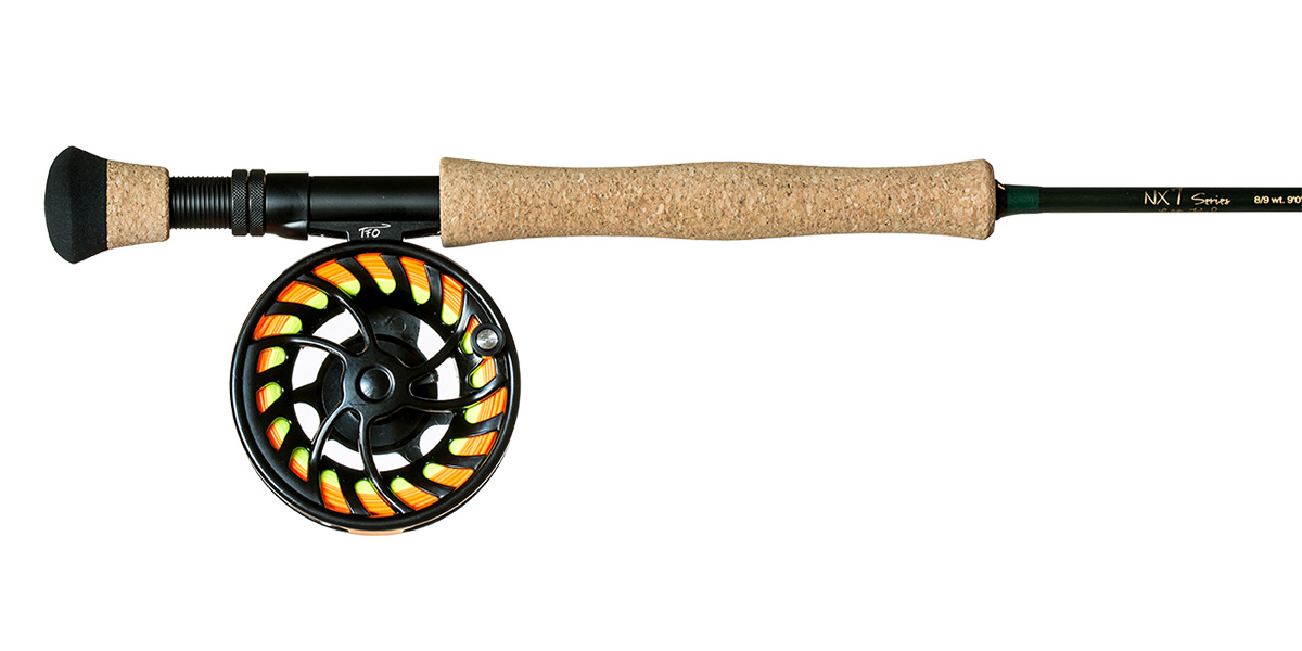 Tfo Nxt Fly Fishing Combo 2