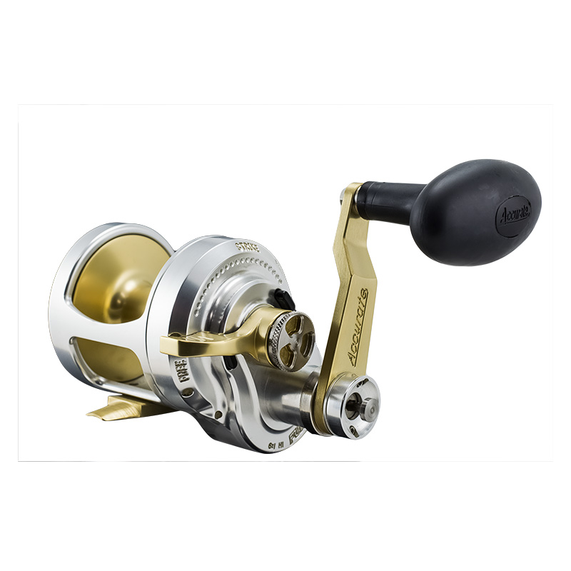 Accurate Fury Two Speed Baitcasting Reel Fx2-500gs