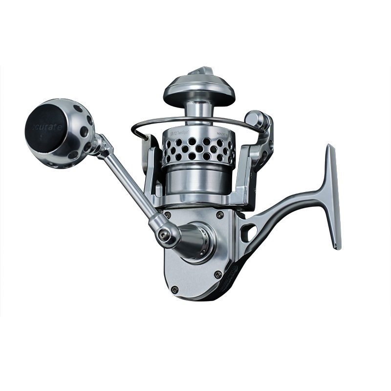 Accurate TwinSpin Spinning Reel SR12