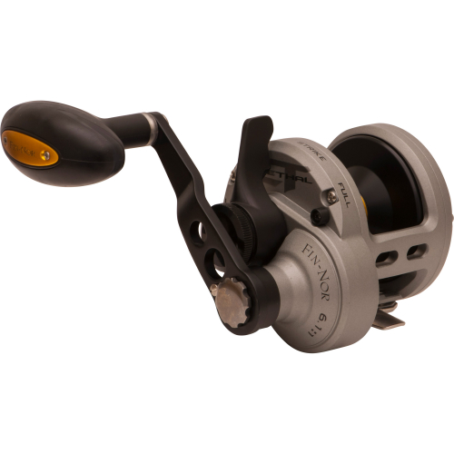FIN-NOR LETHAL SINGLE SPEED LEVER DRAG REEL LTL16