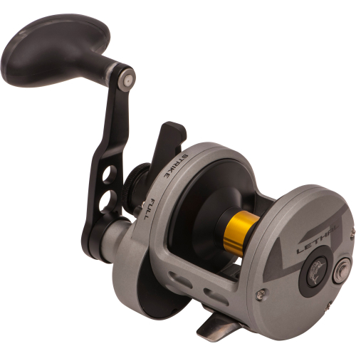 FIN-NOR LETHAL SINGLE SPEED LEVER DRAG REEL LTL20