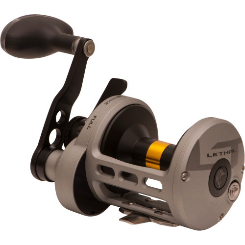 FIN-NOR LETHAL SINGLE SPEED LEVER DRAG REEL LTL30