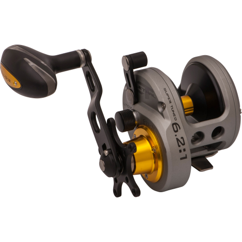FIN-NOR LETHAL STAR DRAG REEL LTC16