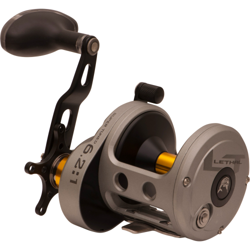 FIN-NOR LETHAL STAR DRAG REEL LTC20