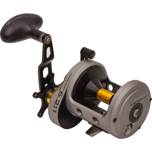 FIN-NOR LETHAL STAR DRAG REEL LTC30