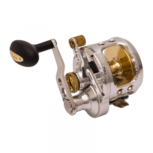 FIN-NOR MARQUESA SINGLE SPEED LEVER DRAG REEL MA20T