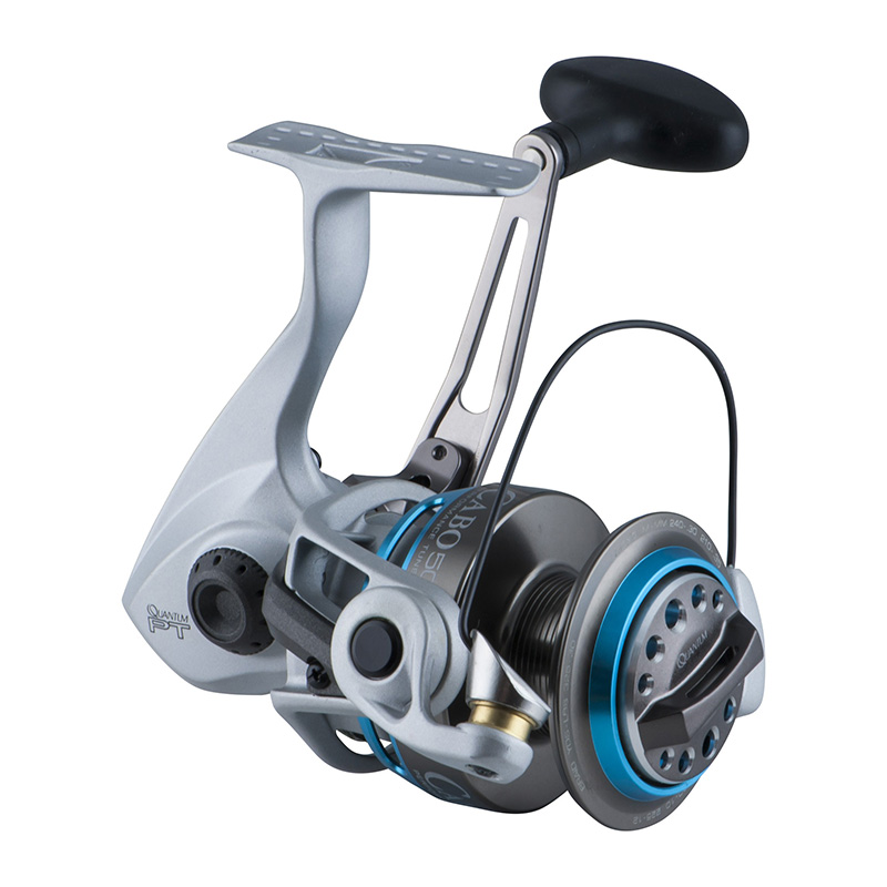 Quantum cabo spinning reel roy 39 s bait and tackle outfitters for Quantum fishing reel